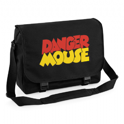 Danger Mouse® Logo Messenger Bag